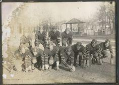 vintage football in us on pinterest | Old-Time Football