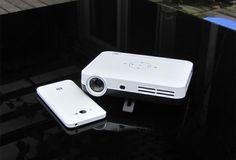 Pico LED projectors, 1280P,600 Lumens,Mobile playing [SKU#QT1] - $325.00 : Rakeinme.com