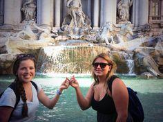 Trevi Fountain - Rome, Italy   Sara Russell Interiors