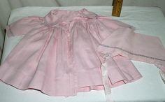 Vintage Factory Coat Bonnet Dydee Tiny Tears | eBay