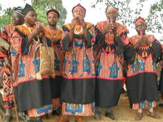 cameroon traditional attire | ... in Cameroon, Africa and the world > Discover Batibo (Rural Cameroon