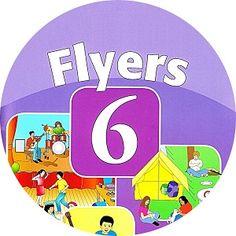 Cambridge YLE Tests Flyers 6 CD Audio