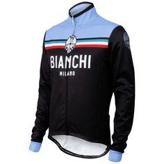 BIANCHI MILANO MODICA WINTER CYCLING JACKET