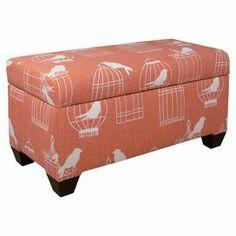 Penelope Storage Bench