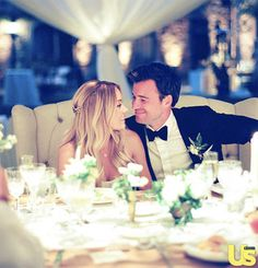 Lauren Conrad's wedding photos are finally here! Get a sneak peek of the style maven's oh-so-perfect wedding day.