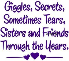 Sister Quotes, Family Quotes, Story Inspiration, Character Inspiration, Sorority Sugar, Architecture Quotes, Celebrity Travel, Wedding Tattoos, Sister Love
