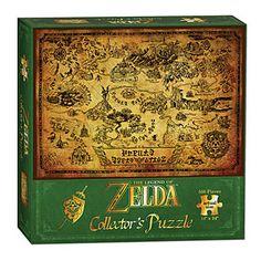 ThinkGeek :: Legend of Zelda Puzzle
