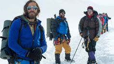 The film is based on the disastrous 1996 Mt. Everest expedition.