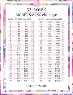 free printable kids savings challenge sheet homeschool giveaways