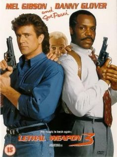 Lethal Weapon 3. Arma letal 3 (1992)