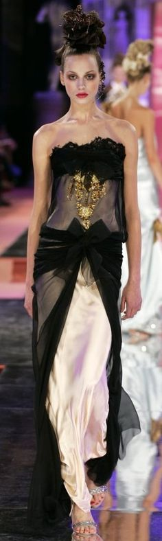 2005 Christian Lacroix Haute Couture Spring-Summer | The House of Beccaria~
