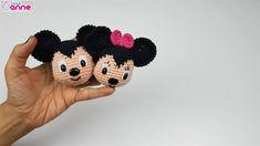 Amigurumi Miki ve Mini Fare Yapımı Amigurumi Miki ve Mini Fare Yapımı Minie ve Mickey Mause görünce sevinç çığlığı attığımız tek farecikler değil mı? Canimanne.com ve ...  #amigurumi #AmigurumiMickeyMouse #AmigurumiMickeyMouseFreePattern #amigurumimiki #amigurumimini #crochet #FreePattern #howto #mikifare #minifare #tutorial