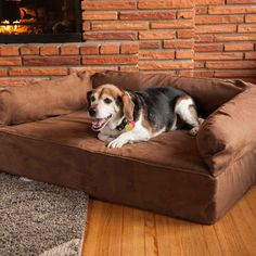 Offer Fido or Fluffy a cozy resting spot with this stylish pet sofa, inspiring sweet dreams for your favorite furry friend.Product: