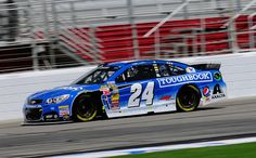 Jeff Gordon Photos: Atlanta Motor Speedway: Day 1