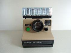 Polaroid - 1500 Land Camera von susduett  auf DaWanda.com