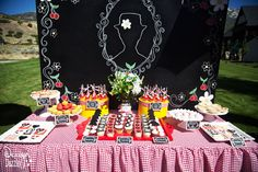 FUN ideas for a Mary Poppins themed party!