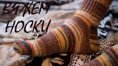 МАСТЕР КЛАСС: ВЯЗАНИЕ НОСКОВ от мыска ♥ НОСКИ СПИЦАМИ ♥ Вязание спицами Knitting Videos, Knitting Needles, Leg Warmers, Mittens, Knit Crochet, Socks, Technology, Youtube, Crochet Tutorials
