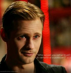 Funny quote from True Blood