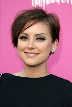 jessica stroup short hair - Google Search