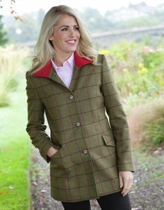 Jack Murphy Dundrum Womens Tweed Jacket | New Country Clothing