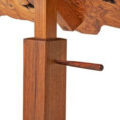 George Nakashima Adjustable Music Stand image 3