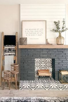 Home Remodel Living Room .Home Remodel Living Room Fireplace Remodel, House Design, Home Living Room, House, Home, Remodel, Home Remodeling, House Styles, Fireplace Makeover