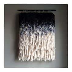 KUNDENSPEZIFISCH KONFEKTIONIERT - Woven Wand hängen / / handgewebter Gobelin Weben Faser Art Textile Wand Kunst gewebt Home Decor Jujujust