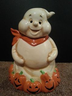 Mrs. Fields Ghost Cookie Jar