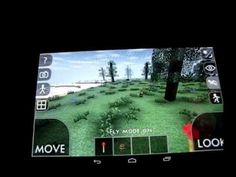 Survivalcraft 1.17 On Google Nexus 7