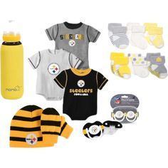 For the Tiny Steelers Fans