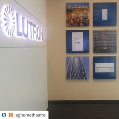 #Repost @sghometheatre ・・・ Always improving | @lutronelectronics lighting & shading
