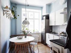 Gravity Home: Plant-Filled Studio Apartment