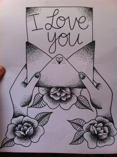 tattoo boyfriend drawings easy drawing couple pencil sketch tattoos sketches tato mahkota desain lost heart cool ink letter zeichnungen dibujos