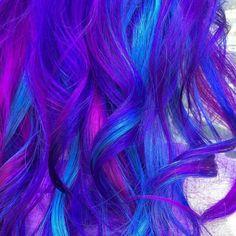 www.foxdensalon.com - @Regrann from @audrakinneyhairartist -  Across the universe..... #nofilter #modernsalon #behindthechair #hair #stylist #hairstylist #hairart #612haircrew #mpls #mplsstylist #galaxyhair #joico #haircolor #Regrann #foxdensalon #btcpics #fiidnt #wickedfiidnt #professionalstylist #professionalhairstylist #weloveourclients