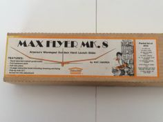 House Of Balsa Max Flyer Mk.8 Hand Launch Glider
