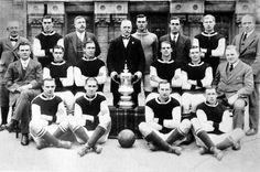 Aston Villa team group in Aston Villa Team, Aston Villa Players, Back Row, Front Row, Bristol Rovers, Huddersfield Town, Fa Cup Final, Sport Football, Soccer