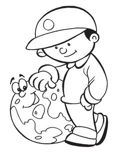 Printable Earth Day Coloring Pages Collection. Print a beautiful coloring page of Earth Day. On April 22 it is Earth Day. Earth Day Coloring Pages, Flower Coloring Pages, Coloring Pages To Print, Printable Coloring Pages, Earth Day Pictures, Earth Day Images, Earth Day Projects, Earth Day Crafts, Free Coloring Sheets