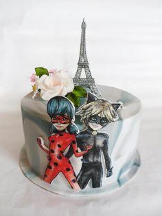 45 Miraculous Ideas Ladybug Cake Ladybug Birthday Ladybug Cakes