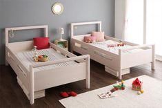 ヴィゴラス [Vigo+rous] ショート丈 マットレスやお布団付きもある カントリー調 2段ベッド