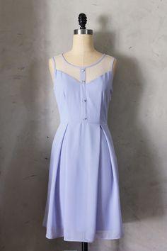 Le Petit Jardin Dress in Lavender by Fleet Collection. #dresses #spring #bridesmaids #wedding