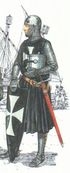 Hospitaller Knight (later of St John)