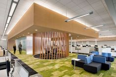 SunPower Corporate Headquarters by Valerio Dewalt Train, San Jose California  Src : RetailDesignBlog