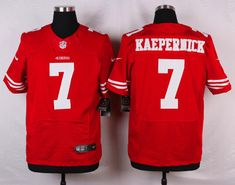 6574bf6c2 San Francisco 49ers Colin Kaepernick jersey 52 2XL sz  fashion  clothing   shoes