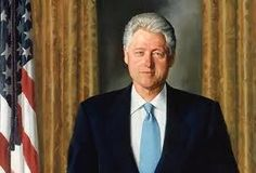 Bill Clinton: Funny guy I actually laugh because he's funny and not just because of respect. Did good for half of his session in office Official Presidential Portraits, Newscaster, Isaac Newton, Little Rock, Saturday Night Live, People Of The World, Us Presidents, Man Humor, Arkansas