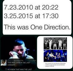 One direction!<< I'm actually crying this is so sad