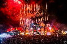 Tomorrowland, Belgium's three day electronic crown jewel just upped the ante on its performance lineup. Kaskade, Nicky Romero and many more set to perform