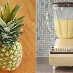 Teenage Dream (a Pineapple-Vodka Cocktail) Recipe — Dishmaps