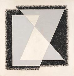 Josef Albers, Movement in Gray, 1939