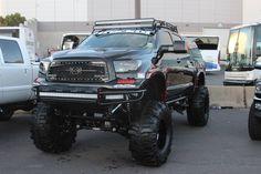Show 2013 In Pictures Toyota Trucks, Dodge Trucks, 4x4 Trucks, Custom Trucks, Lifted Trucks, Toyota Tundra Off Road, Toyota Tundra Trd, Lifted Tundra, Toyota Lift