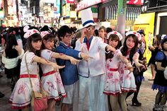 PART 2, Halloween 2014, Shibuya, Tokyo. tons more photos here: https://www.flickr.com/photos/tokyofashion/sets/72157648649576407/    31 October 2014   #couples #Fashion #Harajuku (原宿) #Shibuya (渋谷) #Tokyo (東京) #Japan (日本)